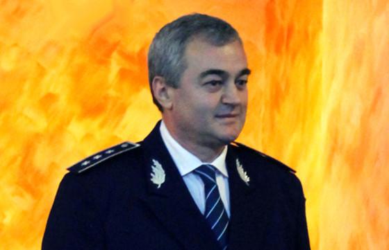 Comisar sef Ion Dragomir