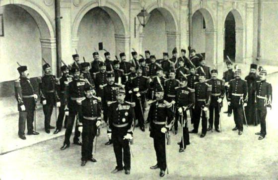 Giurgiu Ofiteri  Regimentul 5 Vlasca  site