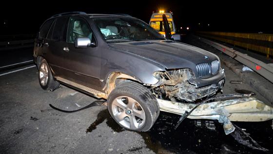 Accident pe DN 5 cu un mort SITE