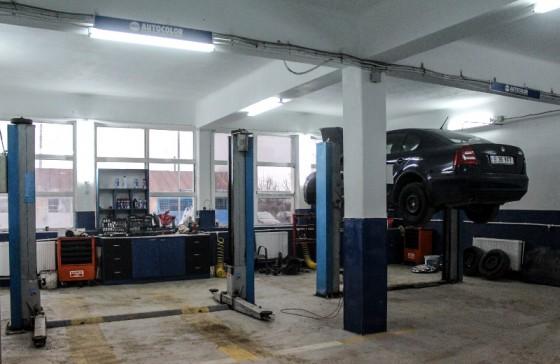 Garage service a deschis n giurgiu un service auto for Garage parc auto auxerre