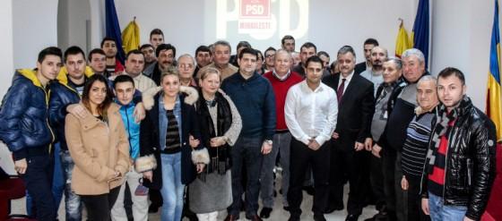 PSD Mihailesti