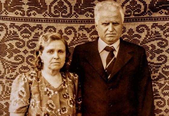 Vasilina si Marin Rosu by Vasile Arcanu